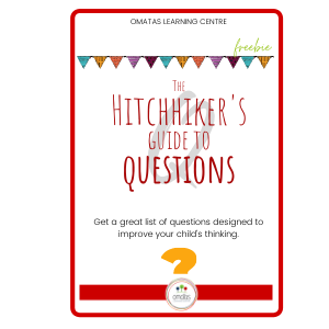 Hitchhikers Guide to Questions - cover page